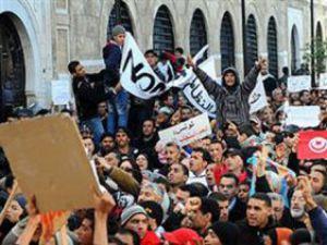Tunus Ortadoğuda domino etkisi yarattı