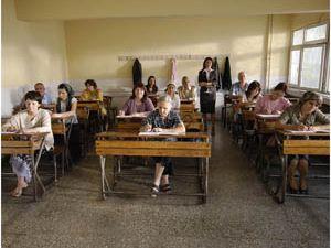 Halkapınarda Ana-kız okuldayız kampanyası
