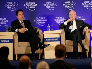 Davosa damgasını vuran anket