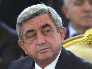 Sarkisyan, Türkiyeyi tehdit rtti!