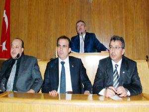 Belediyeler Birliğinin Konya delegeleri belirlendi