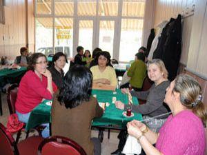Akşehirde kadın kahvehanesi açıldı