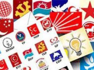 Hangi partiler seçime katılabilecek?