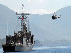 Savaş gemilerini Hızır koruyacak