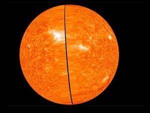 Güneş ilk kez 3 boyutlu olarak görüntülendi