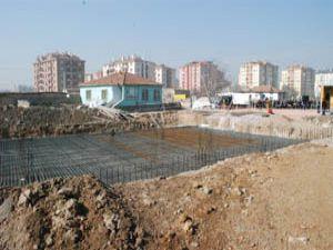 Abdulkadir Geylani Şehristan Camii'nin temeli atıldı