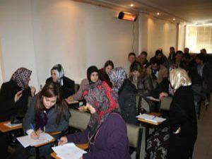Beyşehirde 30 girişimci eğitim alıyor
