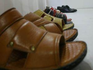 Konya ayakkabı ve moda fuarı açıldı