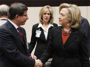 Davutoğlu ve Clinton telefonda ne konuştu