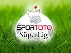 Süper Ligde 21. haftanın maçları