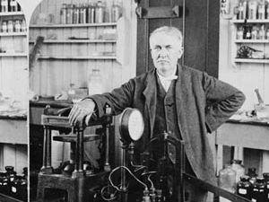 Google Thomas Edisonu unutmadı