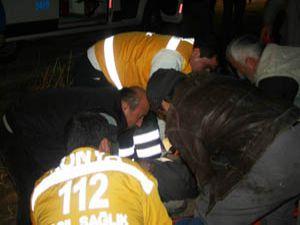Beyşehirde trafik kazası: 1 ölü