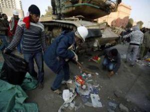 Tahrir artık gerçekten özgür