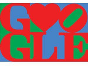 Googledan 14 şubat logosu