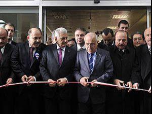 İlk YHT Garı Polatlıda açıldı