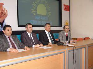Konya Üniversitesi Merama kurulmalı