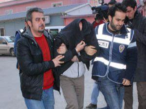Konyada hırsızlık operasyonu: 21 gözaltı