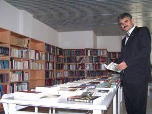 Beyşehir Kütüphanesinden 57 bin kişi yararlandı