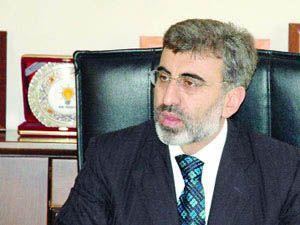 Enerji Bakanı Taner Yıldız Seydişehirde