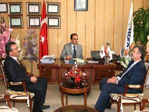Başkanlar Konyanın geleceğini değerlendirdi