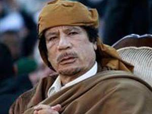 Kaddafi nerede?