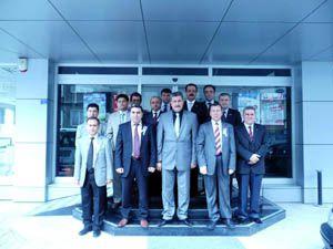Konya Vergi Dairesinden muhasebecilere ziyaret
