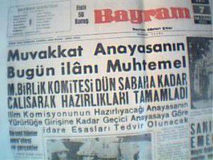Gazetecilere bayram müjdesi