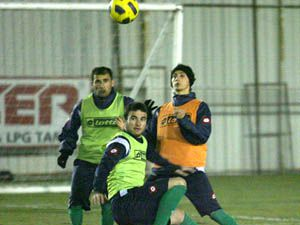 Konyaspor hedefe kilitlendi