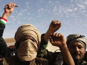 İsyan ateşi Kaddafiye sıçrıyor