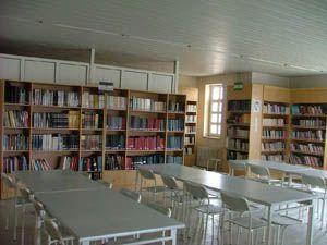 Kuludaki kütüphane ilgi bekliyor