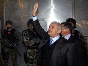 Osman gazi-1i, Yıldırım ve Akdağ karşıladı