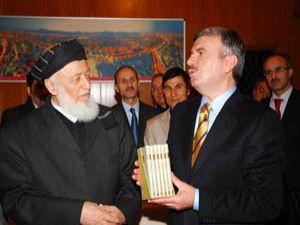 Burhanettin Rabbani Başkan Akyürek'i ziyaret etti