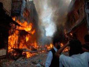 Libyada göstericilere ateş açıldı