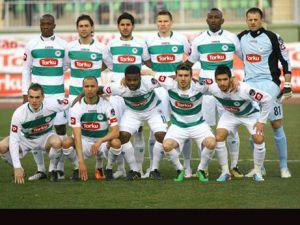 Konyaspor 3 puan için Karabükte