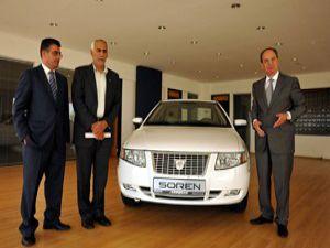İrandan yerli otomobil teklifi