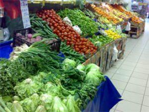 İlaçlı sebze ve meyve iç pazara sürüldü