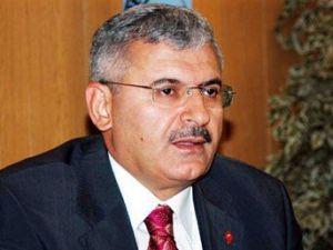 Bakanın helikopteri düşme tehlikesi atlattı