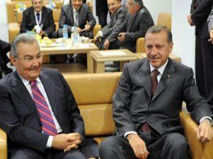 Başbakan ile Baykalın buluşması