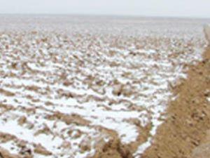 Halkapınarda 12 köy yolu kapalı