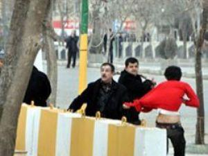 Azerbaycanda Ayaklanma