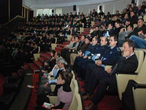Karataydan personele İletişim semineri