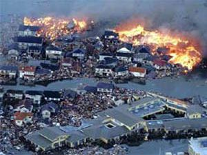 Japonyadaki Deprem 8,9 Değilmiş
