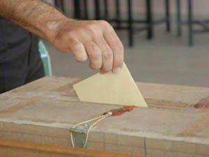 İşte seçim süreci