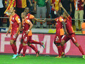 Kupa canavarı Galatasaray