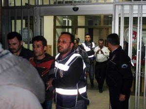 Nöbetçi mahkeme tarafından tutuklandı
