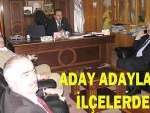 Konya aday adaylarından son haberler