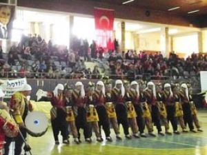 Halk Oyunları Ekibi, Konyayı Temsil Edecek