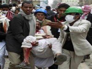 Yemende polis dehşeti: 30 ölü
