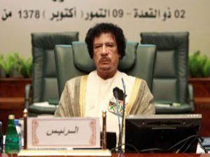 Libya, BM Güvenlik Konseyi toplantısı istedi
