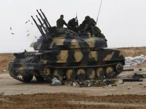 Kaddafinin kara kuvvetleri de şüpheli